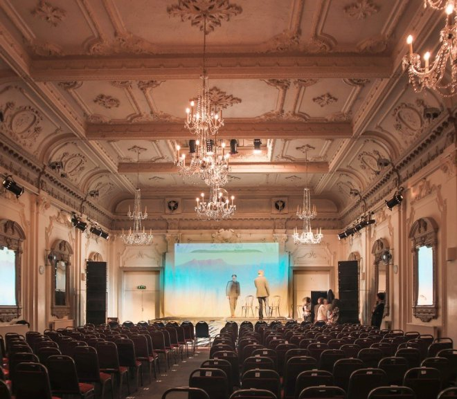 7 Unusual Conference Venues in London