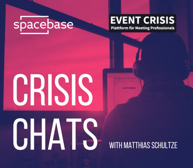 Crisis Chats – with Matthias Schultze from GCB