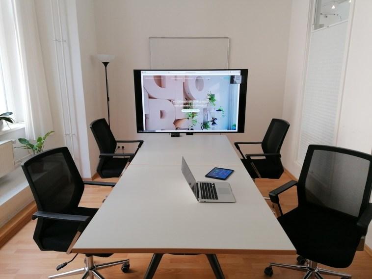 Kleiner Schulungsraum Berlin Tuesday Coworking