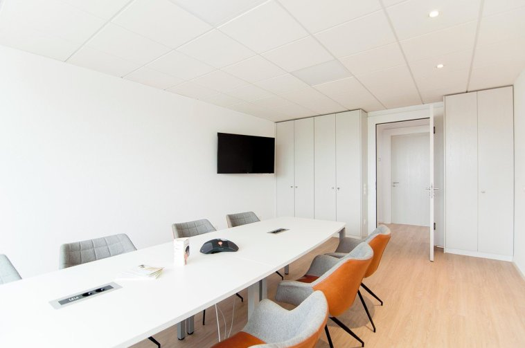 klassischer Schulungsraum für Unternehmenstraining in Düsseldorf