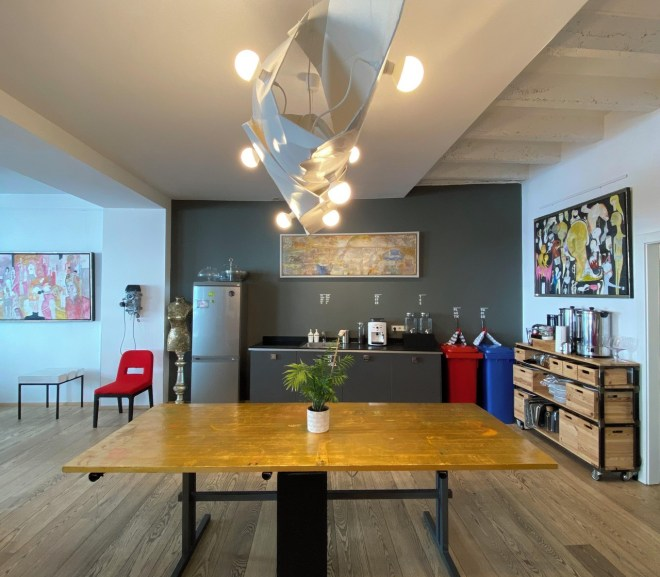Meetingräume mit Küche: Zusammen arbeiten und kochen