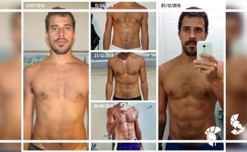Transformação Corporal - André Silva