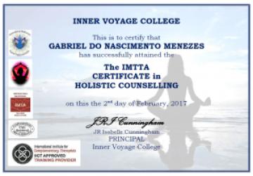 Holistic Counselling - Gabriel Menezes