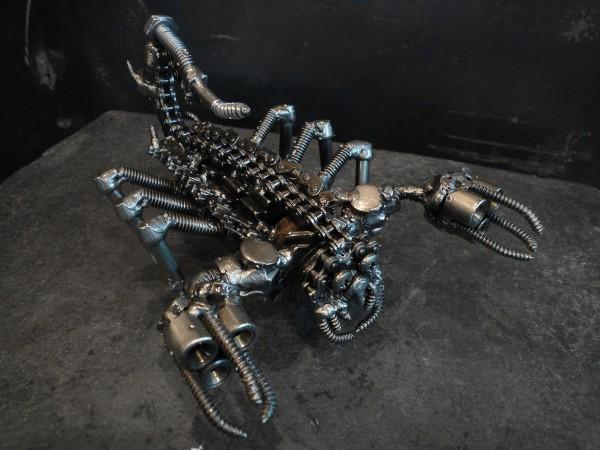 Metal Scorpion