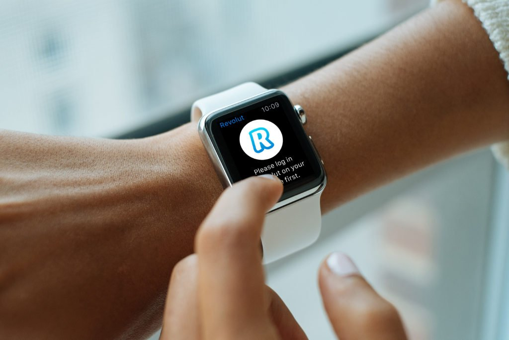 Paga con Apple watch
