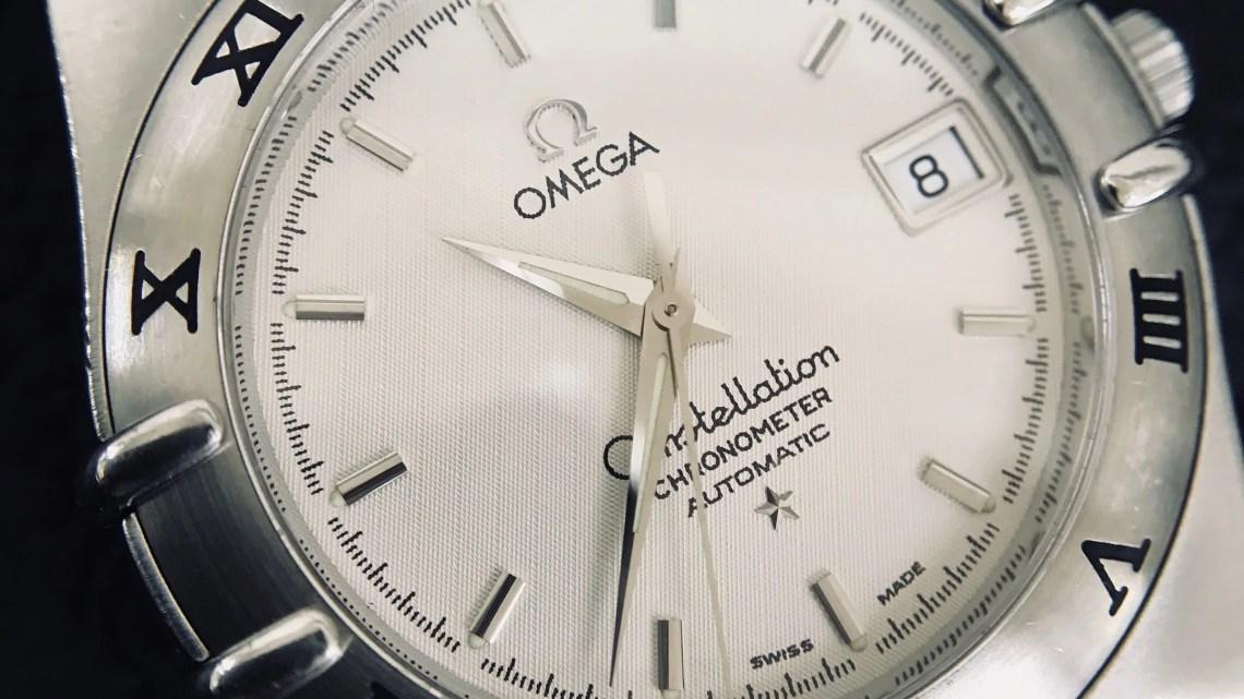 【オーバーホール・料金事例(組立動画あり)】OMEGA/Constellation