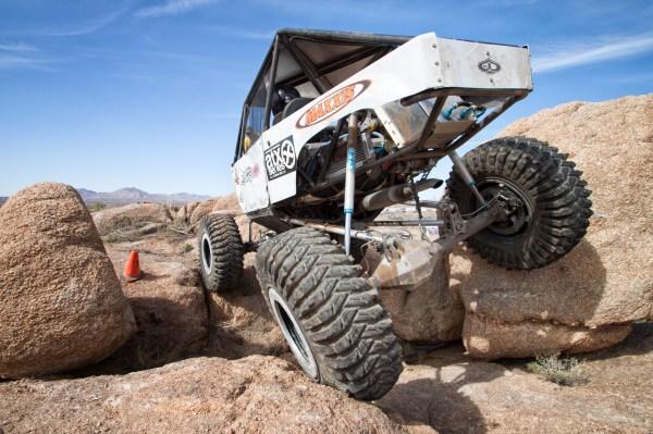 Kiss My Axle -- 2012 W.E.Rock Round 1