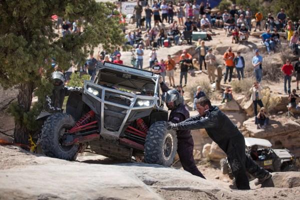 Sportsmanship -- 2013 Dirt Riot Mountain 1