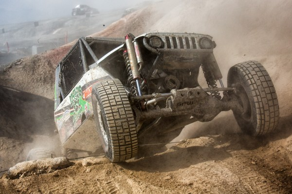 Thru the Dust They Rise -- 2012 American Rocksports Challenge
