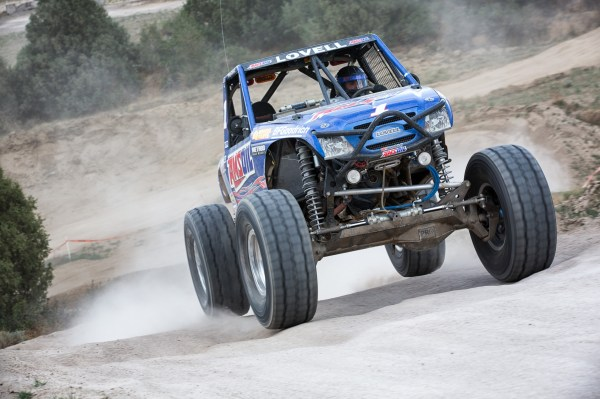 Float Like an Ultra4 -- 2013 Dirt Riot Mountain 2