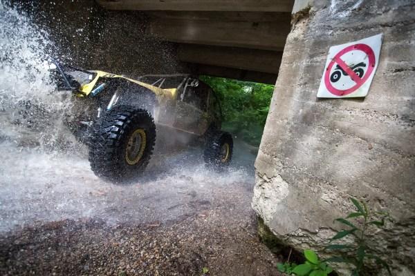No ATVs? No Problem. -- 2013 Badlands UMC