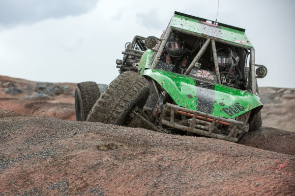 There's a Tire In There Somewhere -- 2013 American Rocksports Ch