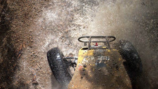 Ultra4s bring the mud, rain, & action to Badlands UMC. And mud.