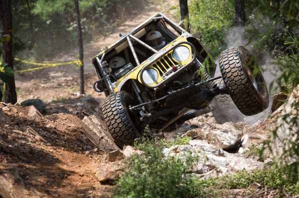 A Balance of Flex and Throttle -- 2013 Ultra4s at Superlift