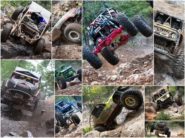 Collage -- 2013 Ultra4s at Superlift