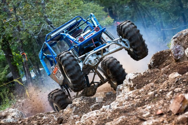 Launch -- 2013 Ultra4s at Superlift