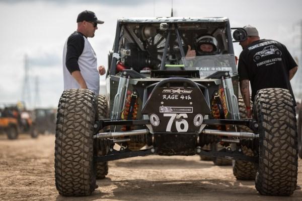 Race Prep -- 2013 MetalCloak Nor Cal Stampede