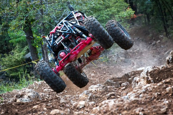 This is Rock Bouncing -- 2013 Ultra4s at Superlift