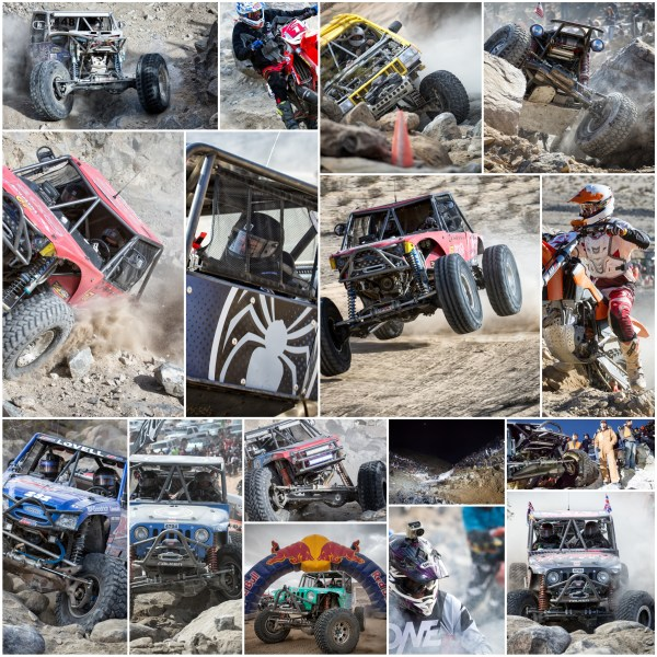 Collage Squared -- 2014 King of the Hammers