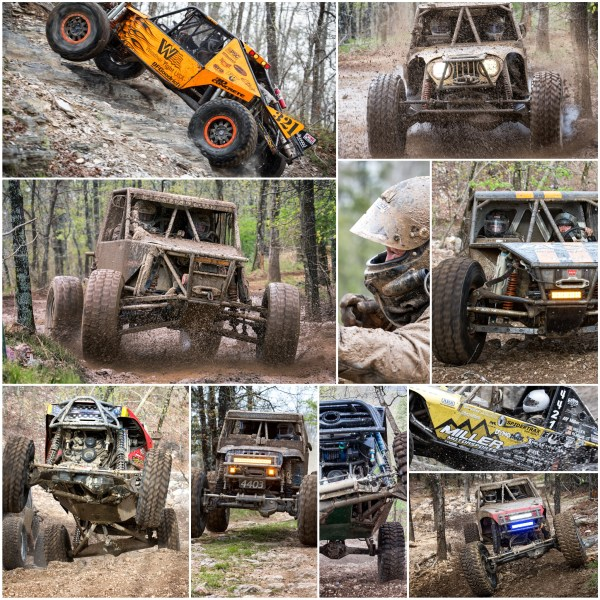Collage Squared -- 2014 Genright Ultra4s at Superlift