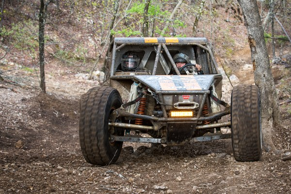 Planted -- 2014 Genright Ultra4s at Superlift