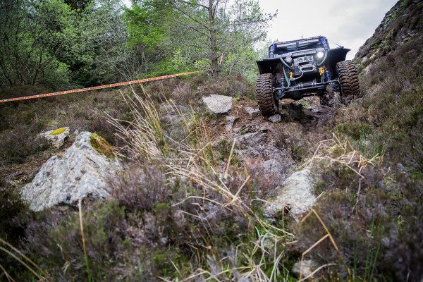How Ultra4s Wink -- 2014 King of the Glens