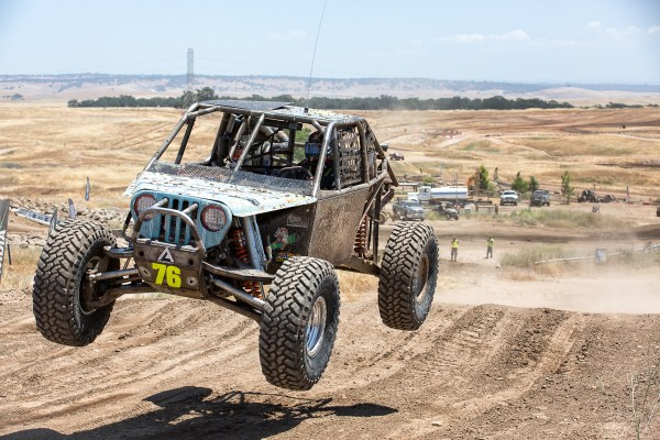 Ultra4 in Motion -- 2014 MetalCloak Stampede
