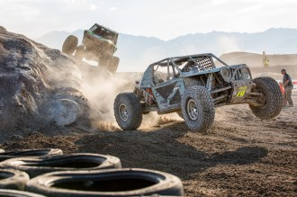 Launch -- 2014 Discount Tire American Rocksports Challenge