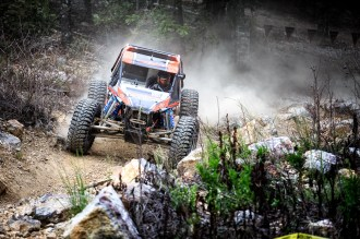 17 of 58 -- 2015 Ultra4s at Hot Springs