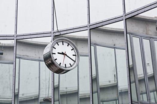 Die bewegte Leere des Moments, 2015 Installation Rotunde © Schirn Kunsthalle Frankfurt, 2015 Foto: Norbert Miguletz