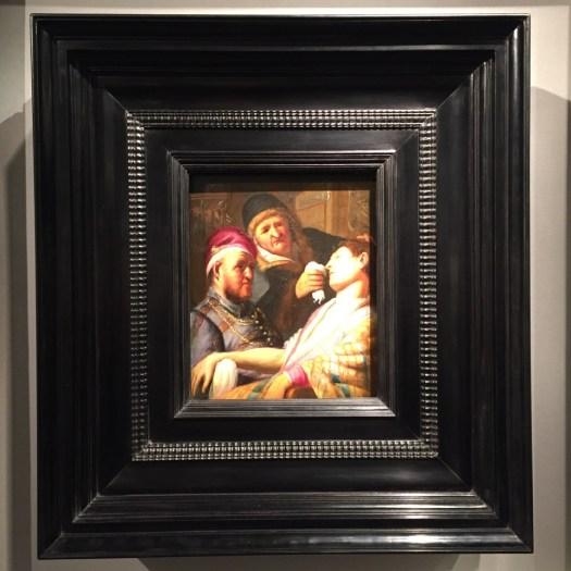 Rubens mit rotem Punkt. Verkauft für 6,25 Millionen Euro (unbestätigt)