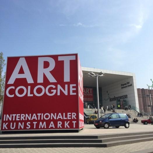 Ein runder Geburtstag. Für ein halbes Jahrhundert darf sicher der Jubilar gratulieren lassen und sich somit älteste Kunstmesse der Welt nennen.