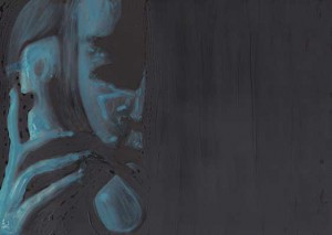 Cosima Hawemann, Edition 09/12, 2016, Acryl auf Print, 21 x 29 cm