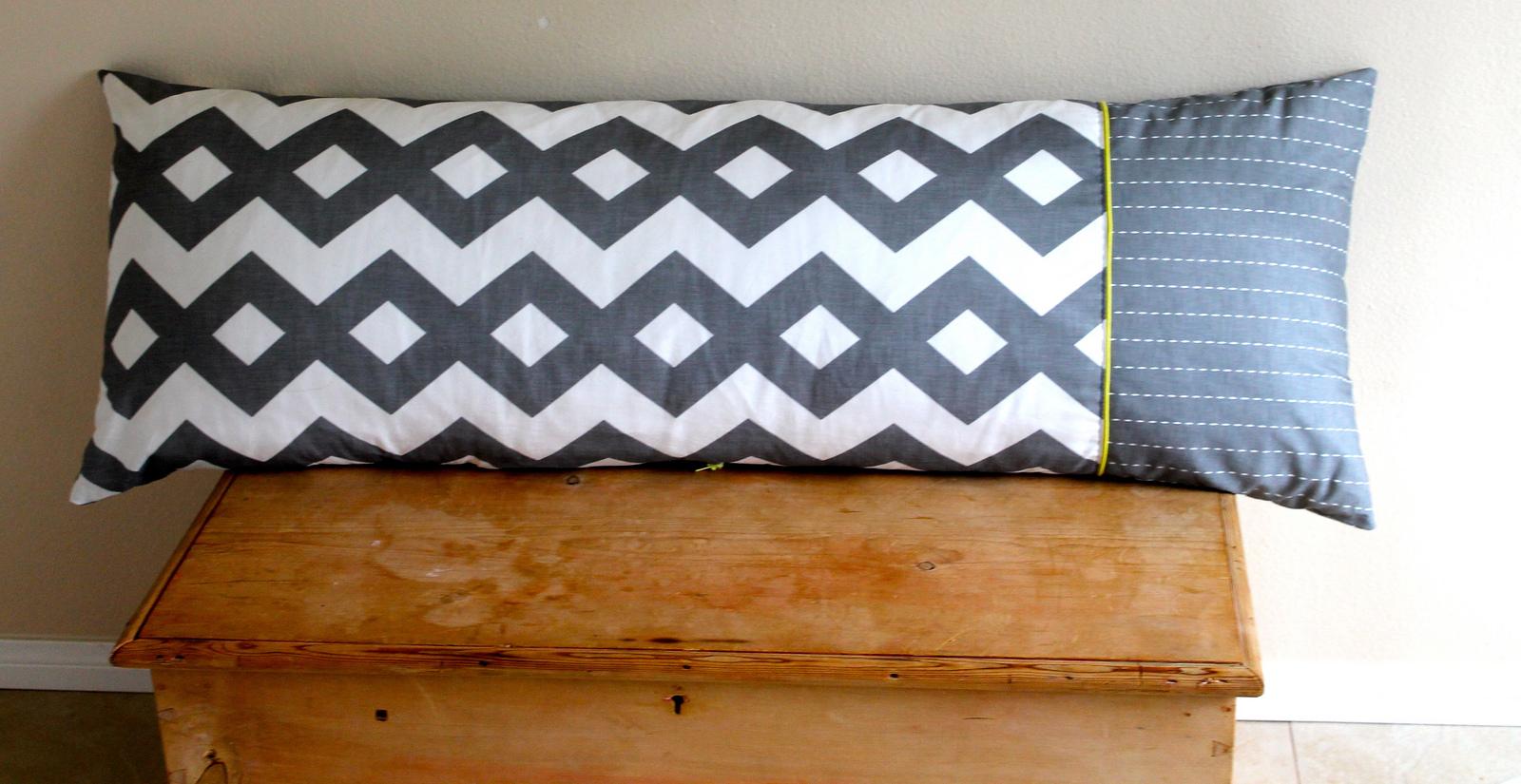 Tutorial Bolster cushion cover  Spoonflower Blog