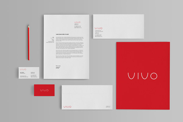 40 Must See Stationery Designs for Print Inspiration