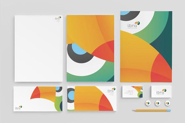 IBRA Branding by Manoel Andreis Fernandes