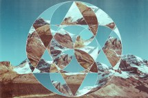 Create Abstract Geometric Collage Art