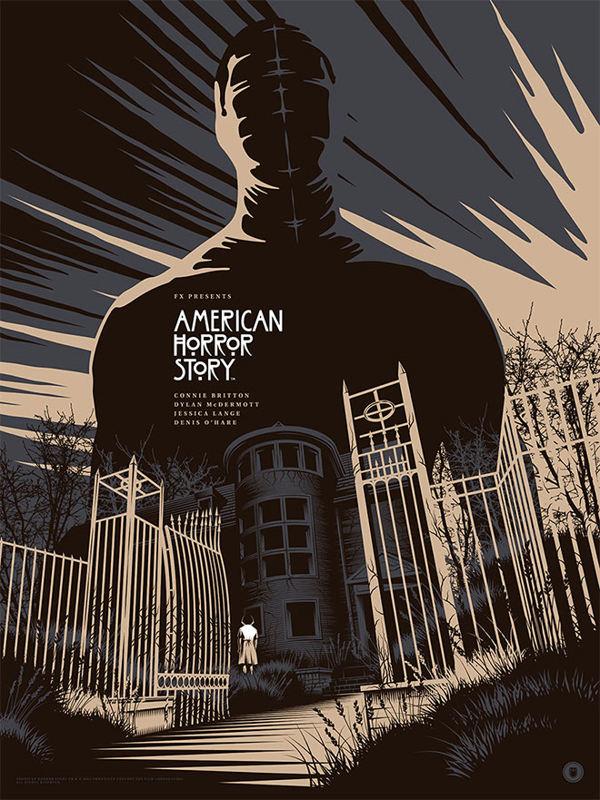 American Horror Story by TommyPocket Design