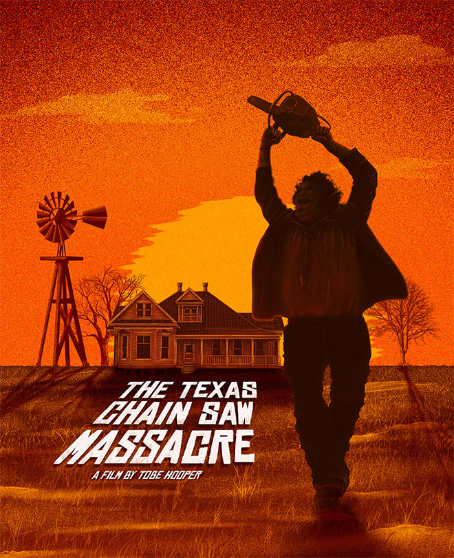 The Texas Chainsaw Massacre by Doaly