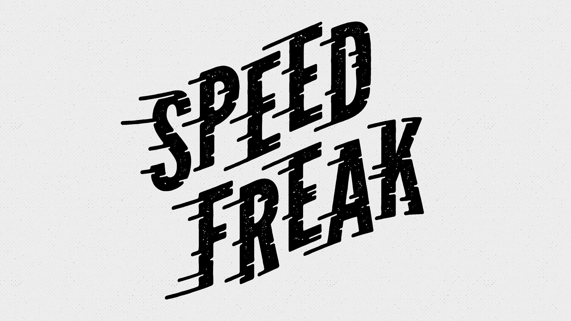 Video Tutorial: Speed Lines Type Effect in Adobe Illustrator
