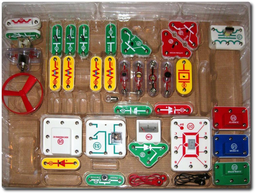 Elenco Snap Circuits Extreme