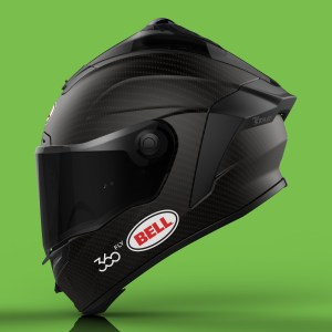 360FLY BRG - Motorcycle Helmet- Bell Smart Helmet