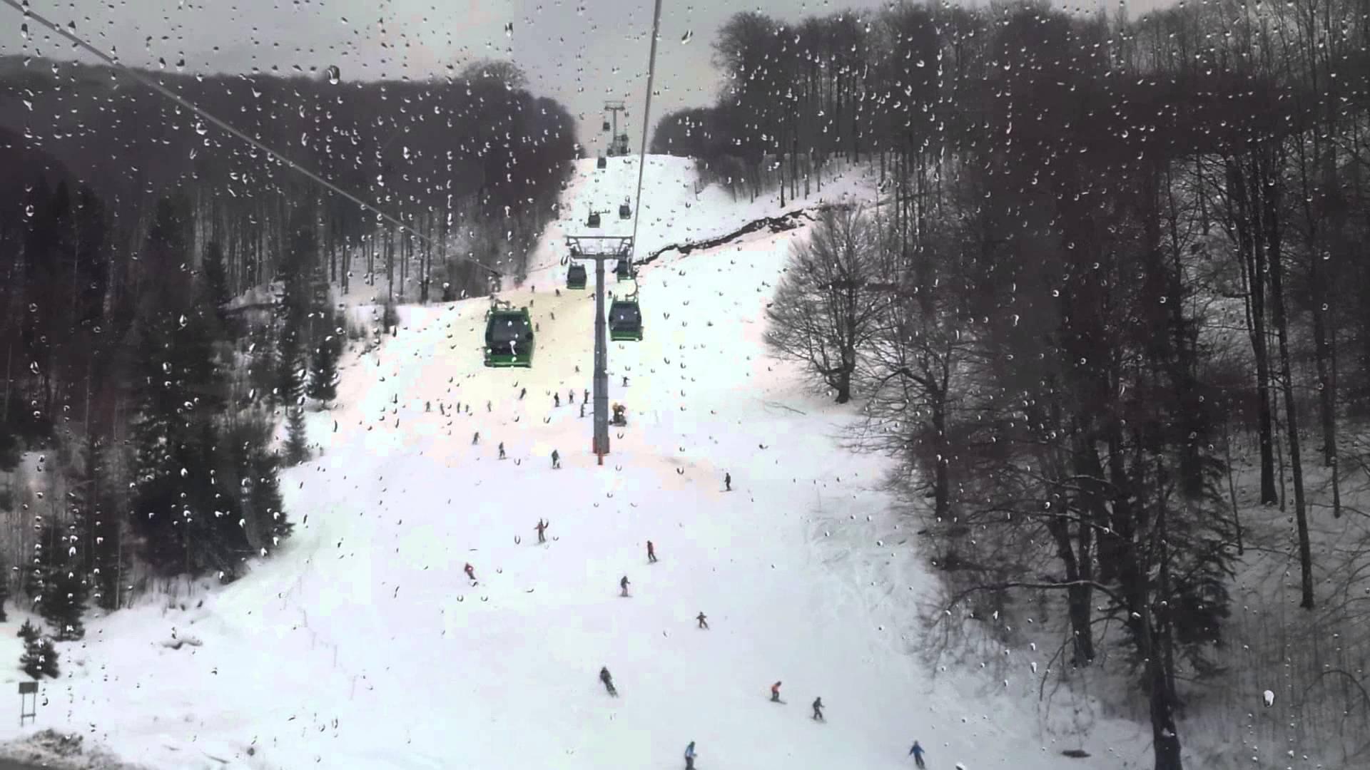 pârtii de ski