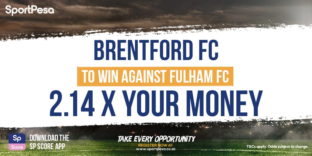 Championship Final Brentford v Fulham
