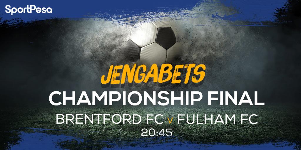 Brentford v Fulham Championship Final