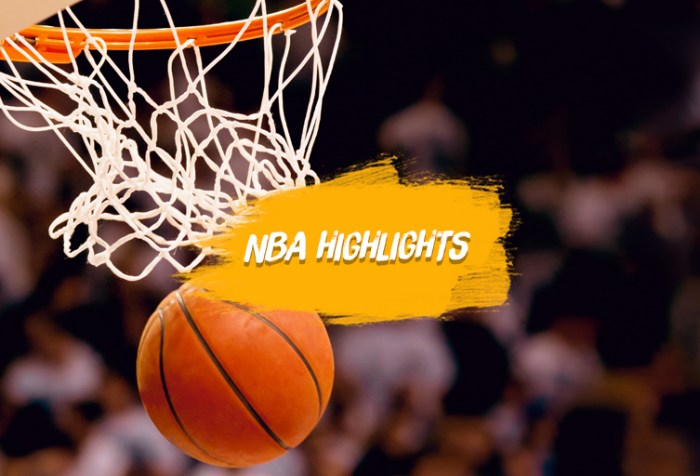 NBA Highlights