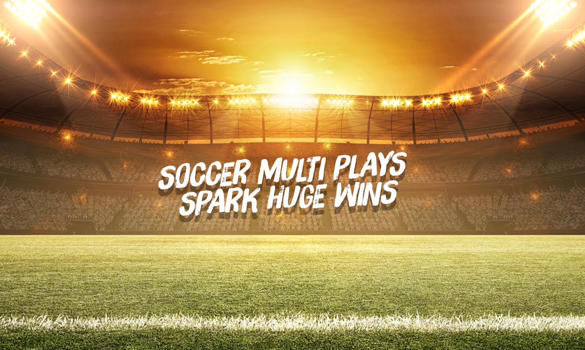 Soccer multi plays