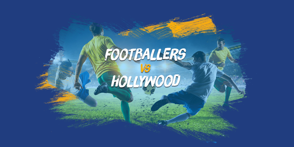 Footballers v Hollywood