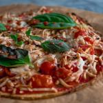 Marine Collagen Cauliflower Pizza