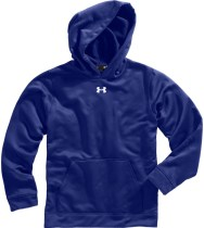 UA Charged Storm Youth Hoodie